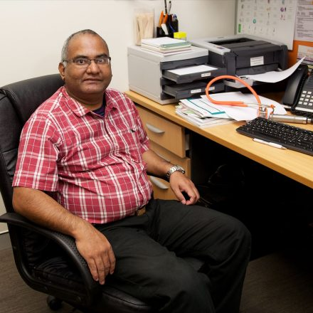 Dr. Mohammad Hossain